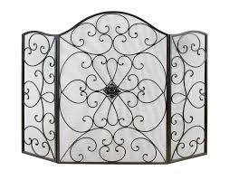 deco 79 21626 metal fire screen ultimate in fire protection