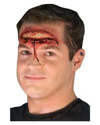 skull latex wound halloween u0026 horror make up horror shop com