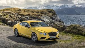 bentley sport coupe 2016 bentley continental gt review price specs and photo gallery