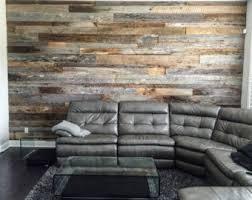reclaimed wood reclaimed wood wall etsy