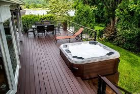 deck ideas multi level deck design ideas home design ideas hot tub hot tub