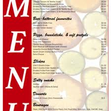 free food and beverages menu template word helloalive