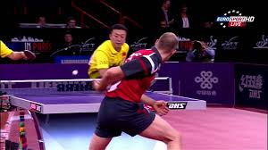 Table Tennis 2013 Top 10 Table Tennis Shots Youtube
