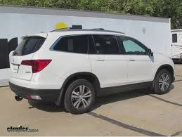 2013 honda pilot crossbars trailer hitch installation 2016 honda pilot draw tite