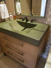 concrete sink gallery