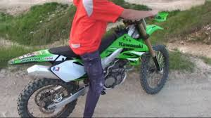 kawasaki kxf 450 youtube