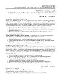 Automotive Sales Resume Free Sales Resume Templates Sales Resume Example Sample Sales