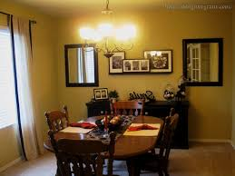 Simple Kitchen Table Decor Ideas Simple Dining Room Design Ideas With Wooden Square Table Table