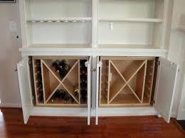 wine bottle cabinet insert wine racks kitchen cabinet wine racks image of stunning wine racks