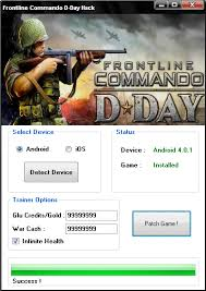 frontline commando d day apk free frontline commando d day hack tools by gohackingbot 2015