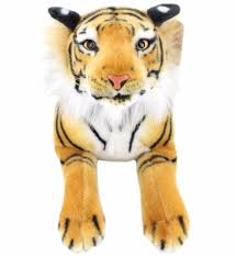 aliexpress com buy jesonn lifelike stuffed animals tiger and