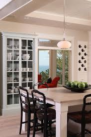 Kitchen Curio Cabinet Pulaski Curio Cabinet Kitchen Traditional With Breakfast Bar Built