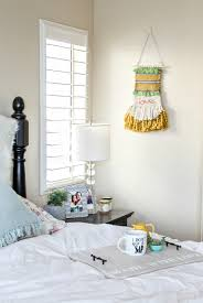 how to woven wall hanging make and takes