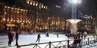 ice skating rinks in oslo norway