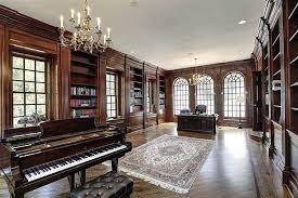 Office Chandelier Traditional Home Office With Chandelier U0026 Hardwood Floors Zillow