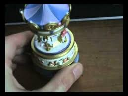 2005 jewelry box carousel hallmark ornament