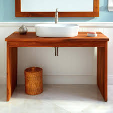 sinks sink console table legs porcelain white bathroom vessel