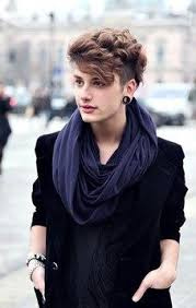 butch haircuts for women androgynous style i absolutely adore this hair desired aesthetic