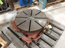 troyke 25 inch rotary table dipaolo