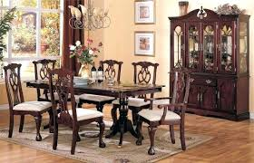 cherry dining room sets for sale cherry dining room tables cherry dining room set queen cherry wood