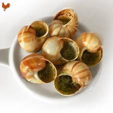 cuisiner des escargots les escargots de bourgogne au beurre persillé de child
