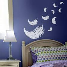 Bedroom Wall Design  Creative Decorating Ideas Interior Design - Creative bedroom wall designs