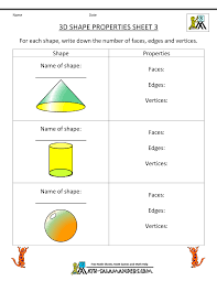 bunch ideas of 3rd grade geometry worksheets free about job