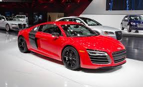 Audi R8 Upgrades - 2013 audi r8 u2013 news u2013 car and driver