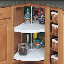 PieCut Lazy Susans For Kitchen Cabinets Built In Heavy Duty - Lazy susan kitchen base cabinet