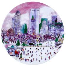 nyc artist michael storrings unveils the fanfare tabletop