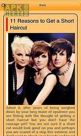 hairstyles application download short hairstyle for android free download at apk here store