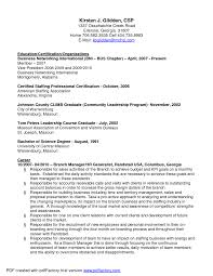 Senior Hr Manager Resume Sample Resume For Hr Manager Generalist