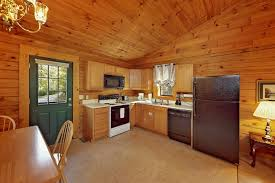 open floor plan cabins 1br cabin rental near smoky mountains national park