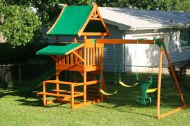 Backyard Swing Set Ideas Diy Swing Set Ideas Home Design And Interior Decorating Ideas