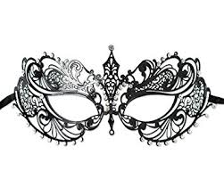 mask for party dsstyles masquerade mask venetian style luxury metal filigree laser