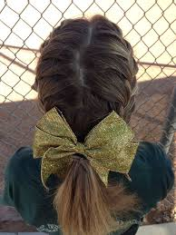 what jesse nice braiding hairstyles 51 best softball hairstyles bows images on pinterest sport