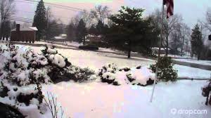 york pa time lapse freezing lowers trees bushes 1 5 14