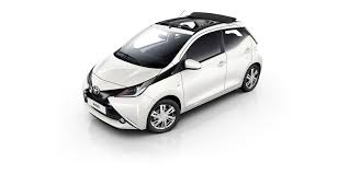 2015 Toyota Aygo Gets New X Wave Convertible Roof Carwow