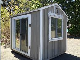 Smith Built Shed by Custom Crafted Wooden Sheds Ri Ct Ma Southern New England Custom