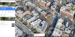 Google Maps Washington Dc by Pegasus Museum