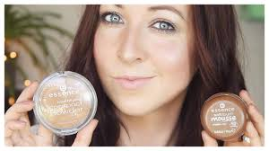 contour on a budget essence products only youtube