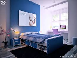 vibrant blue and purple apartment decor beauty 1 blue purple