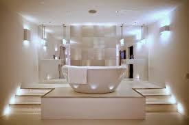 Led Lights In Bathroom Modern Bathroom Lighting Ideas Led Bathroom Lights Home