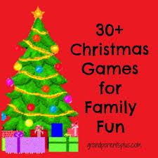 Christmas Games For Party Ideas - 30 christmas games www grandparentsplus com party ideas