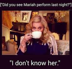Mariah Carey Meme - i don t know her mariah carey new year s eve performance fail