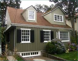 house paint schemes paint colors for houses with brown roofs google search ideas for