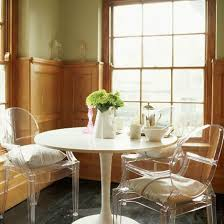 dining rooms excellent clear perspex dining table uk upholstered