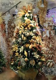 27 best trees precious metals theme by show me decorating