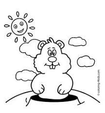 groundhog happy groundhog