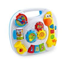 Baby Crib Toys R Us by Amazon Com Bruin Mini Crib Activity Center Toys U0026 Games